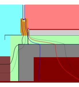 fundament wintergarten terrassendach glasdach. Black Bedroom Furniture Sets. Home Design Ideas