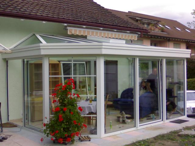 aws 2 wintergarten terrassendach glasdach. Black Bedroom Furniture Sets. Home Design Ideas