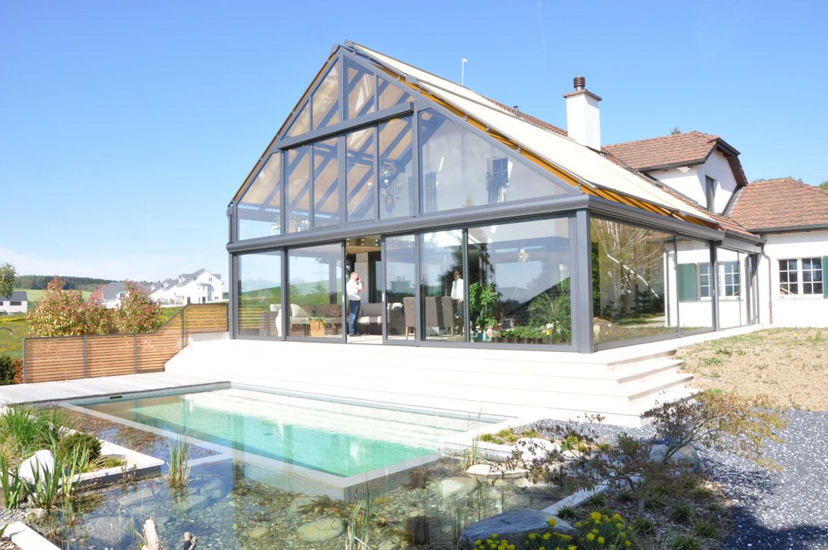 gl ser winterg rten gmbh baden w rttemberg wintergarten terrassendach glasdach. Black Bedroom Furniture Sets. Home Design Ideas