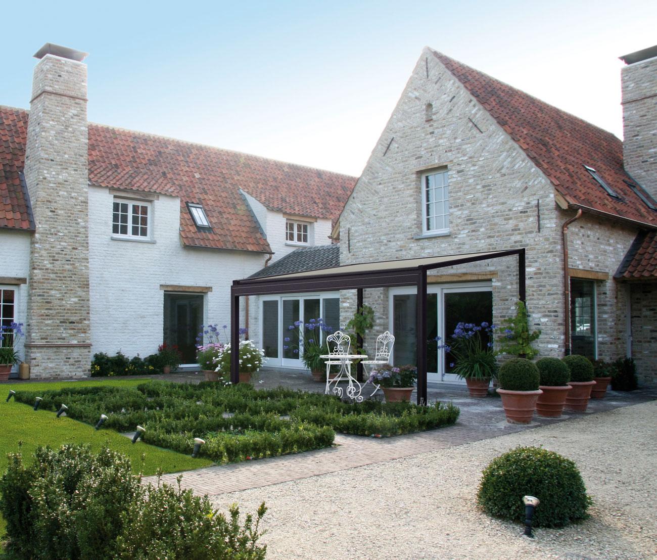 lagune klassische wohnung wintergarten terrassendach. Black Bedroom Furniture Sets. Home Design Ideas
