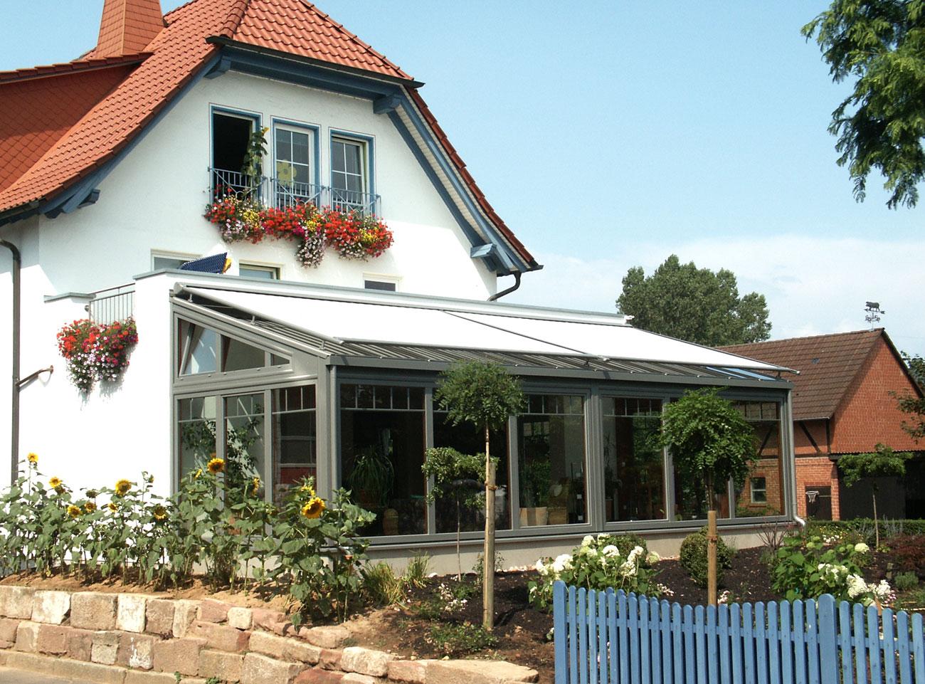 wintergartenbau hessen krenzer wohnwintergarten holz al. Black Bedroom Furniture Sets. Home Design Ideas