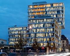 50 Hertz- Netzquartier, Unternehmenszentrale des  Stromübertragungsnetzbetreibers