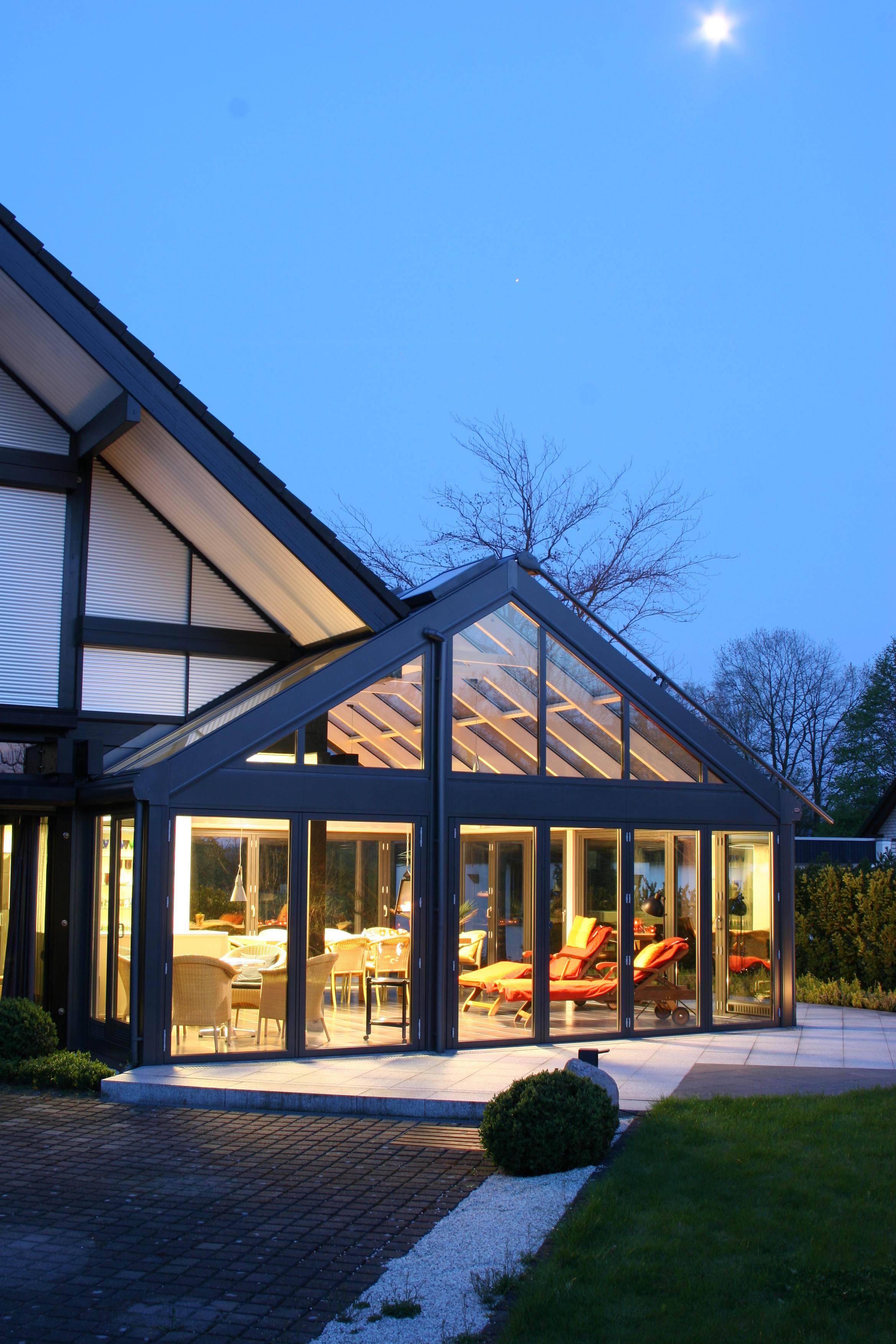 Solarlux, NRW - Wintergarten, Terrassendach