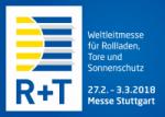 Weltleitmesse für Rollladen, Tore und Sonnenschutz