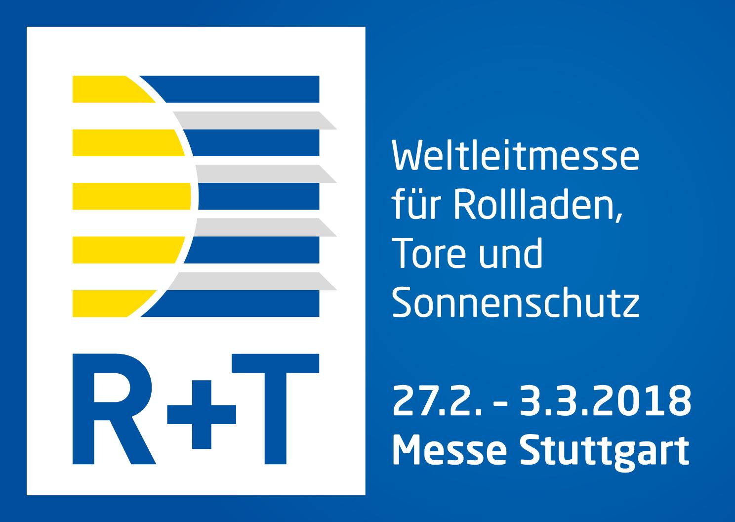 Messe Stuttgart R+T
