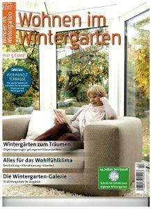 Magazin Ratgeber 2017 Wintergärten und Terrassendächer