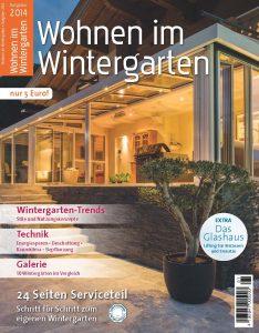 Magazin Ratgeber 2014 Wintergärten und Terrassendächer, Bundesverband Wintergarten